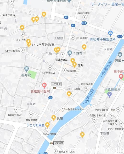 睦荘赤線マップ