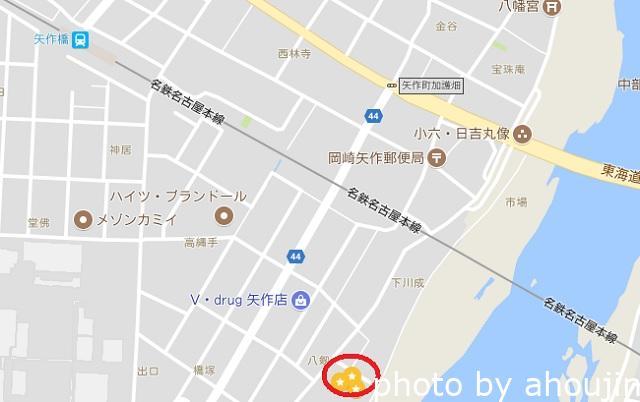 千鳥園マップ