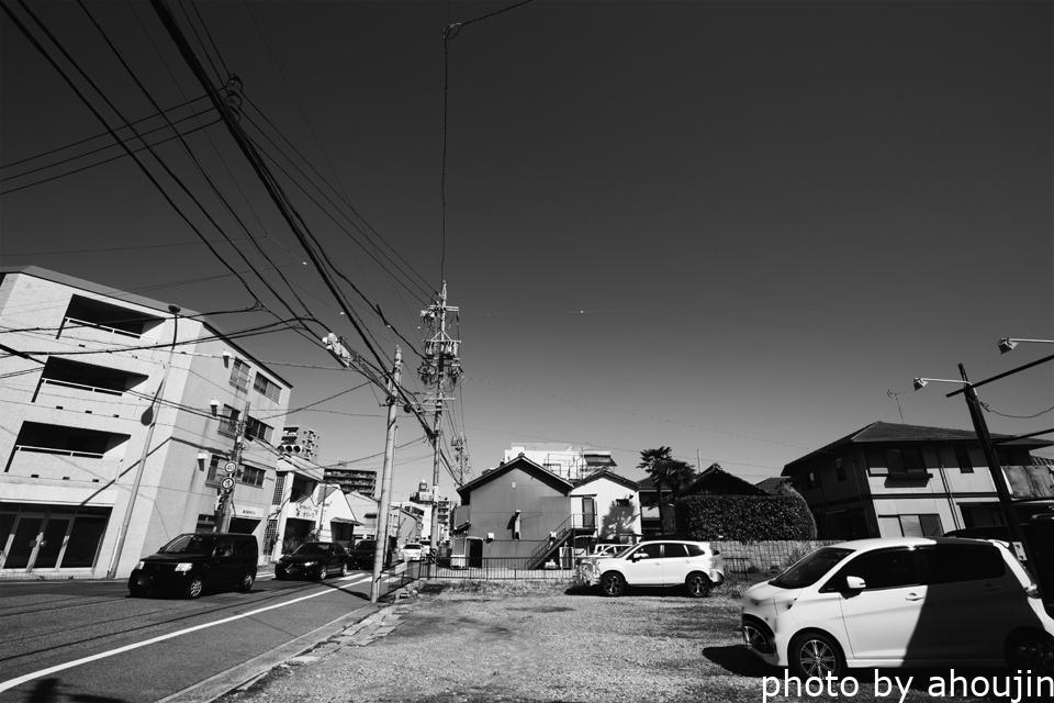 春日井道風荘赤線跡