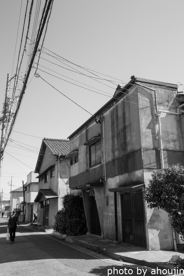 春日井のアパート群