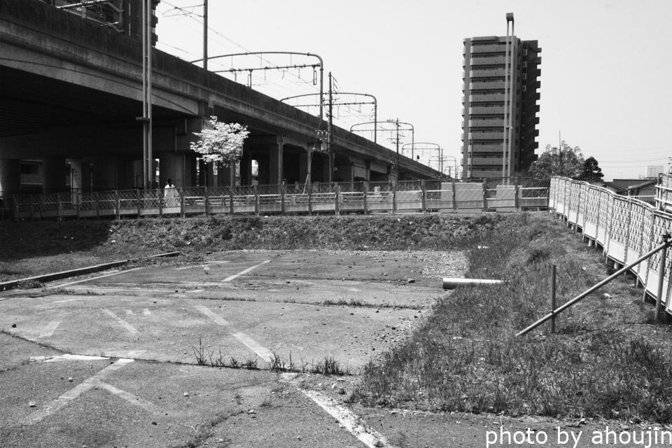 鳴海駅旧バスターミナル