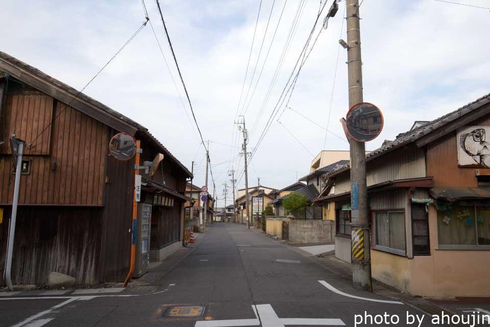 伊勢神戸赤線
