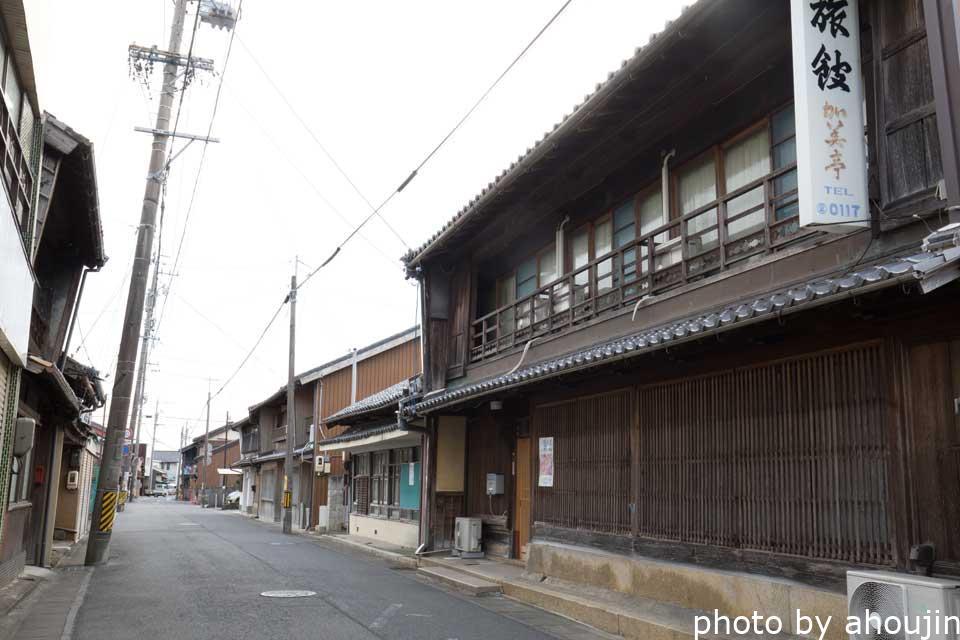 伊勢神戸赤線紙屋