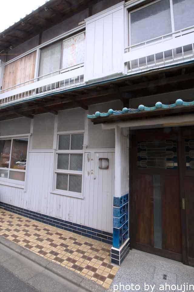 江島赤線跡